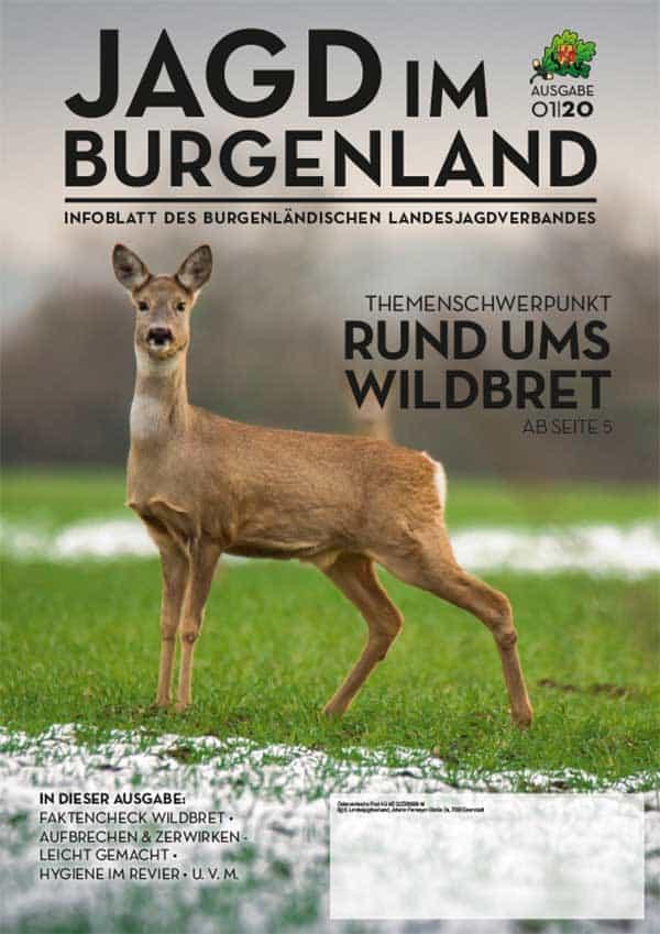 Die Jagd im Burgenland 2020/1