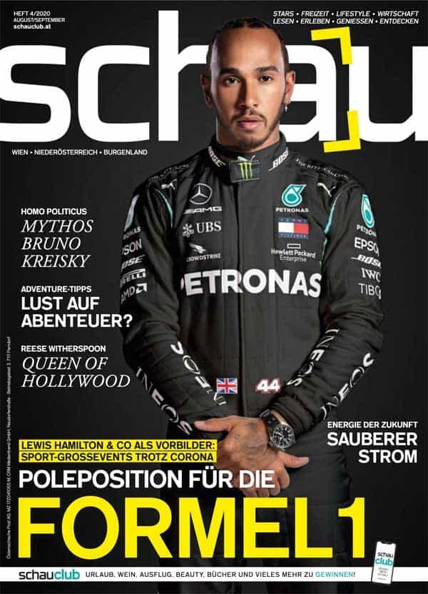 schau Magazin 04/2020