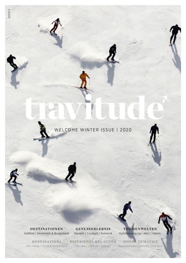 Falkensteiner Travitude-Magazin / WELCOME WINTER ISSUE 2020