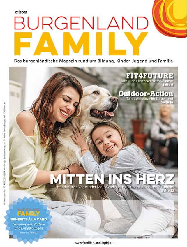 Burgenland Family 1/2021