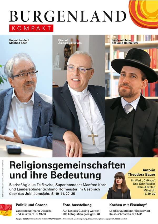 Burgenland Kompakt 2/2021