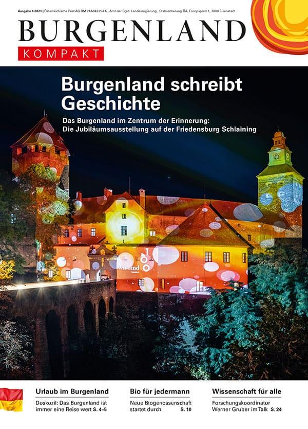 Burgenland Kompakt 4/2021